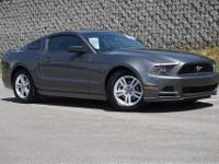 You are looking at a 2013 Used Ford Mustang for sale in