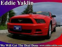 2013 Ford Mustang 2dr Car V6 Our Location is: Eddie