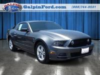 2013 Ford Mustang 2dr Car V6 Our Location is: Galpin
