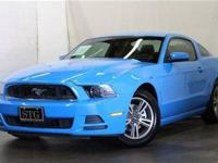 2013 Ford Mustang 2dr Cpe GT Coupe Condition:Used Clear