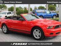 2013 FORD Mustang CONVERTIBLE Our Location is: Gus