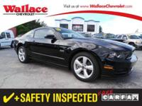 2013 FORD MUSTANG COUPE 2dr Cpe GT Our Location is: