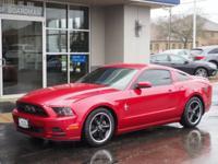 Clean CARFAX. Red Candy Metallic Tinted Clearcoat 2013