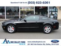 2013 FORD MUSTANG WITH ONLY 49,980 MILES AND MANY
