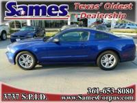 2013 FORD Mustang COUPE Our Location is: Sames Ford -