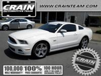 2013 FORD MUSTANG COUPE Our Location is: Crain