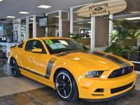 Come test drive this 2013 Ford Mustang! Blurring