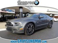 MUSTANG GT PREMIUM, LOCAL TRADE WITH NAVIGATION,