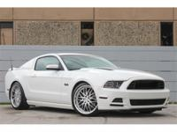 CLEAN CARFAX/LOCAL TRADE. PERFORMANCE MODIFIED 2013