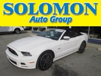 Exterior Color: performance white, Body: Convertible,