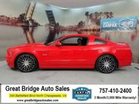 2013 Ford Mustang CARS HAVE A 150 POINT INSP, OIL