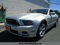 Look at this 2013 Ford Mustang GT. Its transmission and