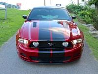 Mustang GT 2D Coupe 5.0L V8 Ti-VCT 32V 6-Speed Manual