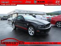 Clean AutoCheck, One Owner**, Alloy Wheels, Mustang GT.