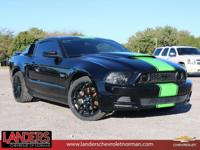 Mustang GT, 2D Coupe, 5.0L V8 Ti-VCT 32V, 6-Speed
