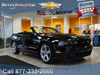 2013 Mustang GT - Clean CARFAX One Owner **Convertible