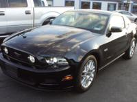 CLEAN CARFAX...GT PREMIUM PACKAGE...5.0L V8...VERY LOW