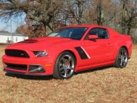 Call for special pricing The Stage 3 Mustang is the