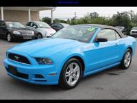 Make: Ford Model: Mustang Convertible Year: