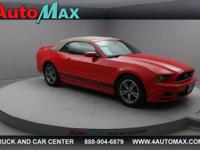 Looking for a clean, well-cared for 2013 Ford Mustang?