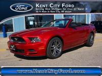 Options:  2013 Ford Mustang V6|V6 2Dr Convertible|This