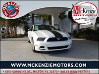 Clean Autocheck and One Owner. Mustang V6, 2D Coupe,