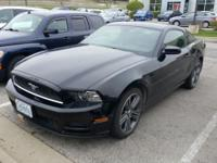 We are excited to offer this 2013 Ford Mustang. How to