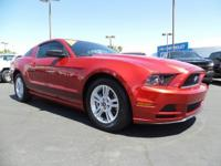 Look at this 2013 Ford Mustang V6. Its Automatic
