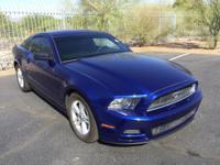 Mustang V6, 2D Coupe, 6-Speed Automatic in Deep Impact