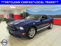 Mustang V6, 3.7L V6 Ti-VCT 24V, and Charcoal Black