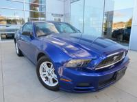Exterior Color: deep impact blue metallic, Body: Coupe,
