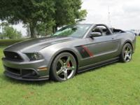 The Stage 3 Mustang is the pinnacle of the ROUSH