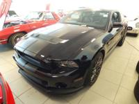 2013 Ford Mustang Shelby GT500 New Price!6-Way Power