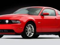 GREAT MILES 13,784! Shelby GT500 trim. Leather,