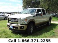 2013 Ford Super Duty F-250 Srw King Ranch Features: