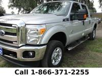 2013 Ford Super Duty F-250 Srw XLT Features: Accessory