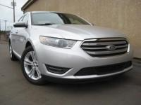 This beautiful used 2013 Ford Taurus SEL runs like new