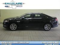 2013 FORD TAURUS LIMITED ALL WHEEL DRIVE LEATHER HEATED