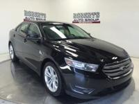 Look at this 2013 Ford Taurus SEL. It has an Automatic