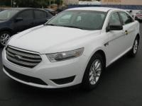 Ford Pre-owned Certified 2013 Ford Taurus SE, FWD,