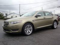 2013 FORD TAURUS LIMITED ,BALANCE OF FULL FACTORY