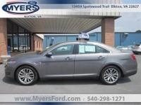 FORD CERTIFIED! 100K WARRANTY! 2013 FORD TAURUS