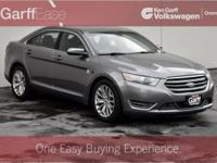Clean CARFAX. Sterling Gray Metallic 2013 Ford Taurus