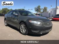2013 Ford Taurus Limited 3.5L 6-Cylinder SMPI DOHC