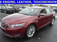 Clean CARFAX. CARFAX One-Owner. 2nd Row Heated Seats,