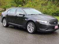New Price! Tuxedo Black Metallic 2013 Ford Taurus