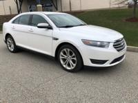 Recent Arrival! 2013 Ford Taurus SEL 6-Speed Automatic