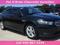 Recent Arrival! Clean CARFAX. 2013 Ford Taurus SEL 4D