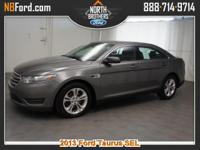 Options:  2013 Ford Taurus |Miles: 87013Color: Sterling