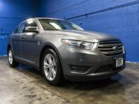 Clean Carfax One Owner FWD Sedan with Steering Wheel